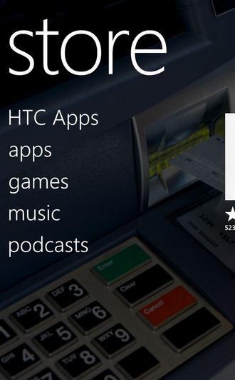 Windows Phone Store