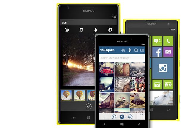Instagram за Windows Phone 8