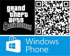 GTA: San Andreas Windows Phone 8