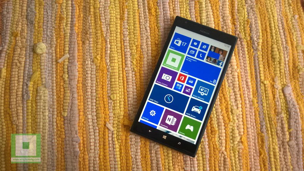 Nokia Lumia 1520 ревю